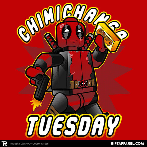Chimichanga Tuesday Exclusive