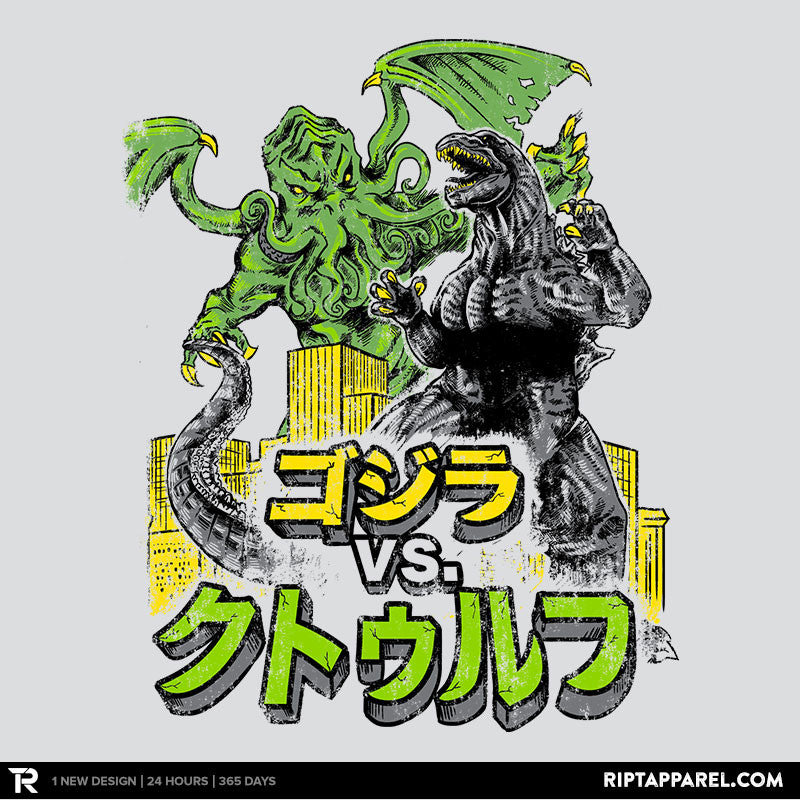 Clash of the Gods - Collection Image - RIPT Apparel
