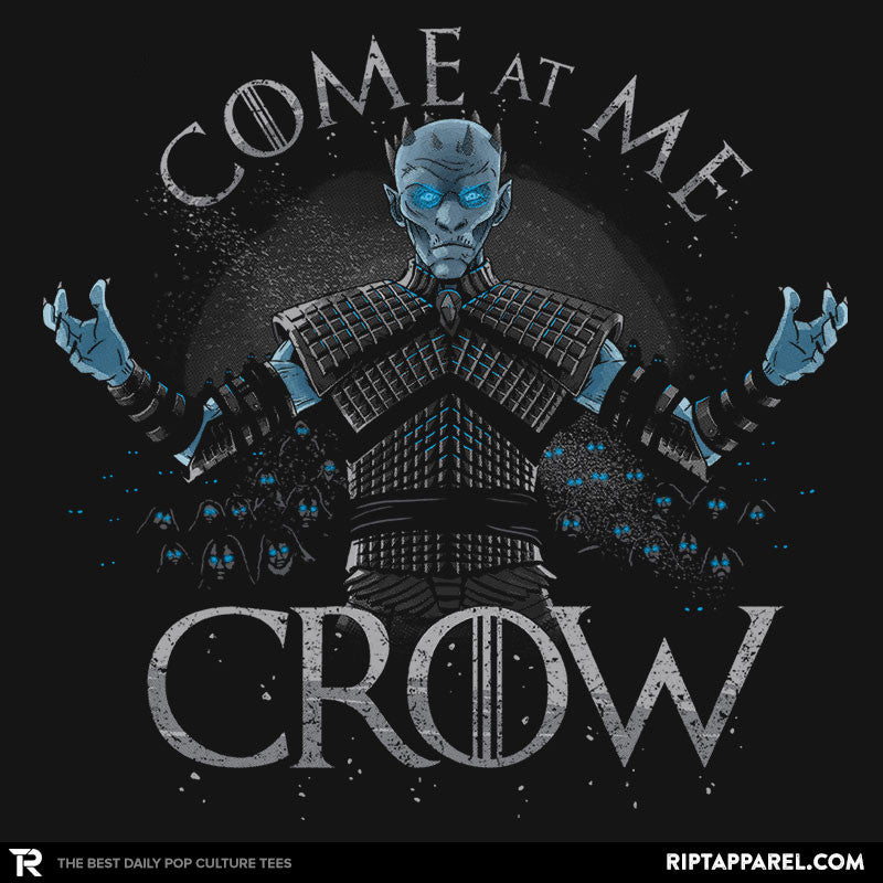 Come at me Crow Exclusive - Collection Image - RIPT Apparel