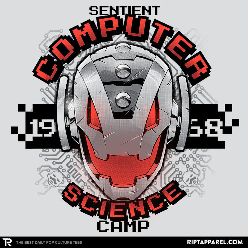Computer Science Camp Exclusive - RIPT Apparel