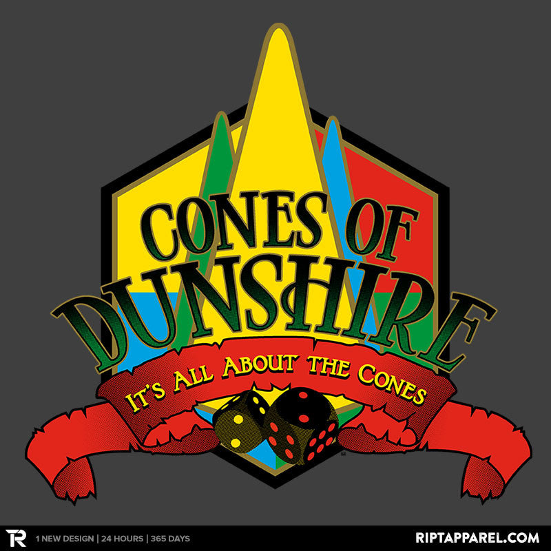 Cones of Dunshire - RIPT Apparel