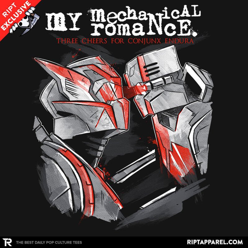 My Mechanical Romance - RIPT Apparel