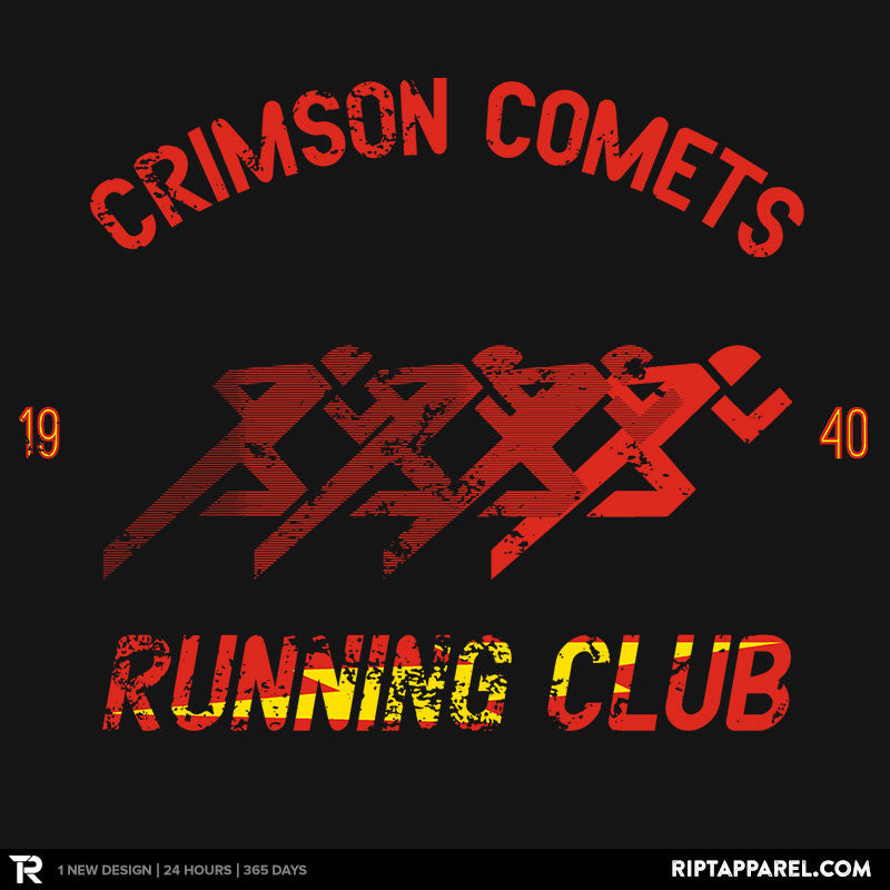 Crimson Comets - Collection Image - RIPT Apparel