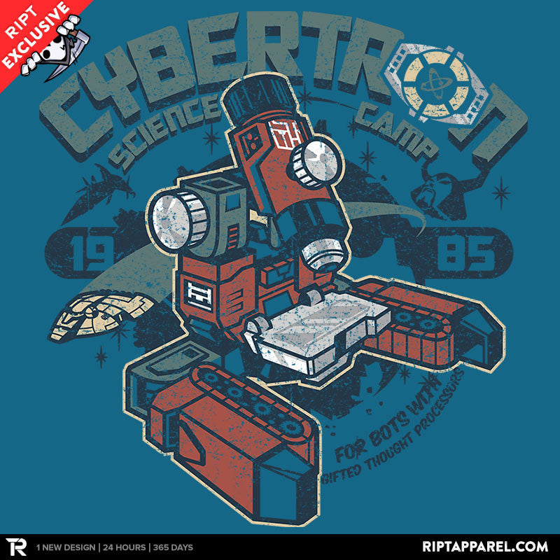Cybertron Science Camp - RIPT Apparel