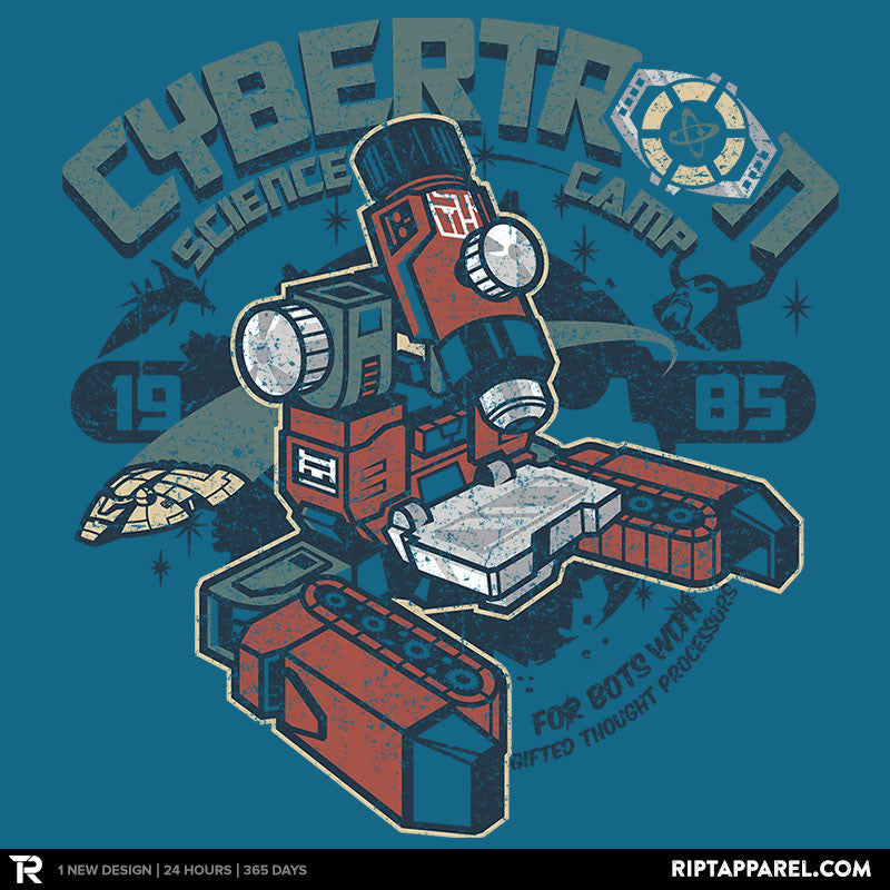 Cybertron Science Camp Exclusive - Collection Image - RIPT Apparel