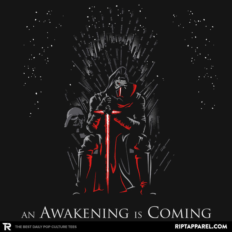 An Awakening Is Coming - RIPT Apparel