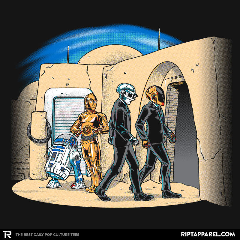 Daft Cantina - Collection Image - RIPT Apparel
