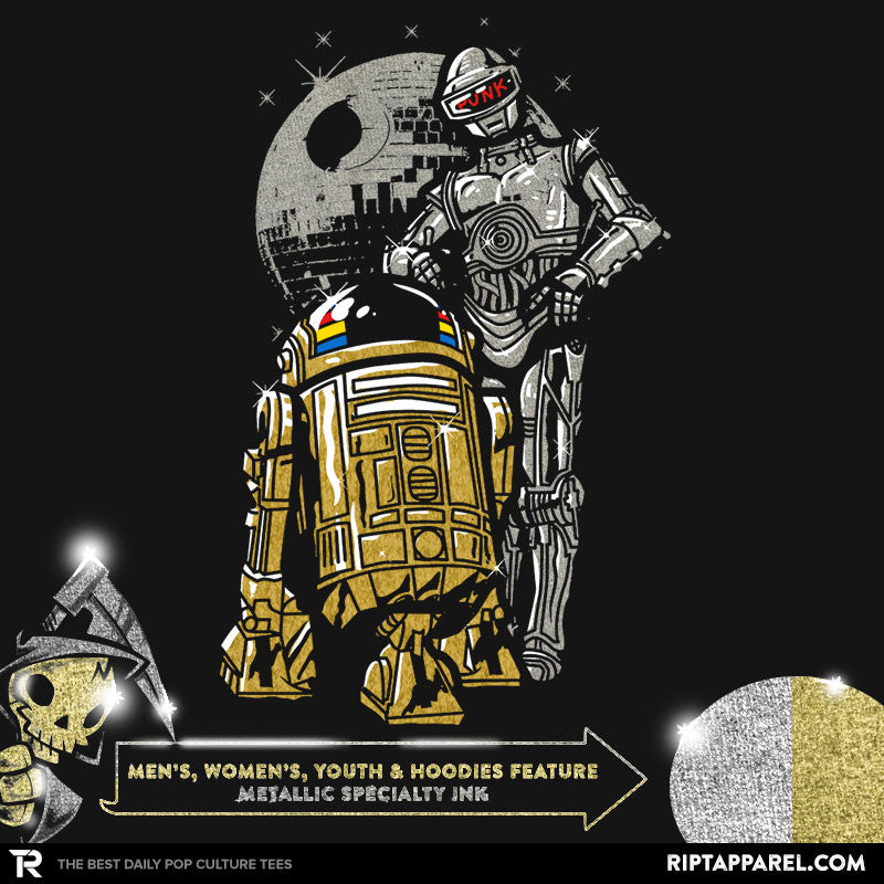 Daft Droids - Collection Image - RIPT Apparel