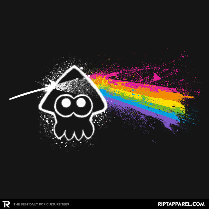 Dark Side of the Splatoon - RIPT Apparel