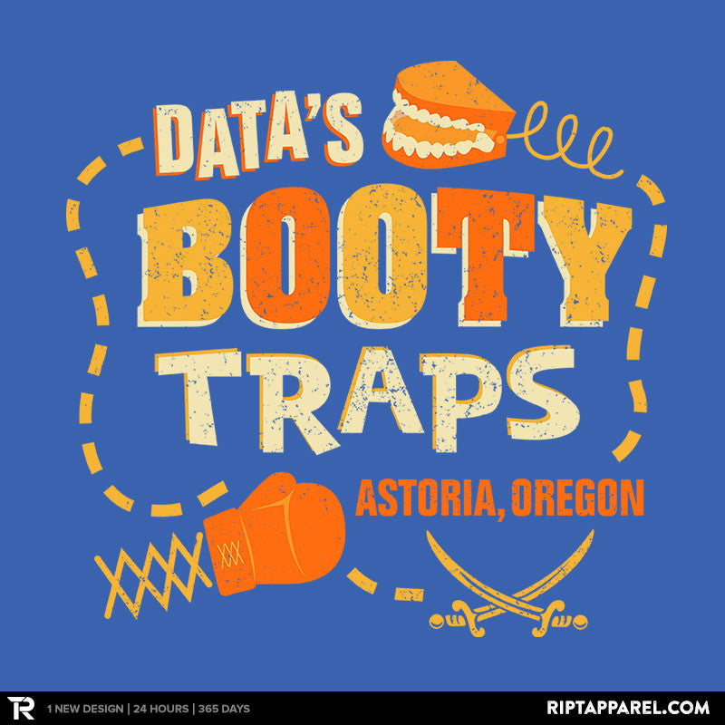 Data's Booty Traps - RIPT Apparel