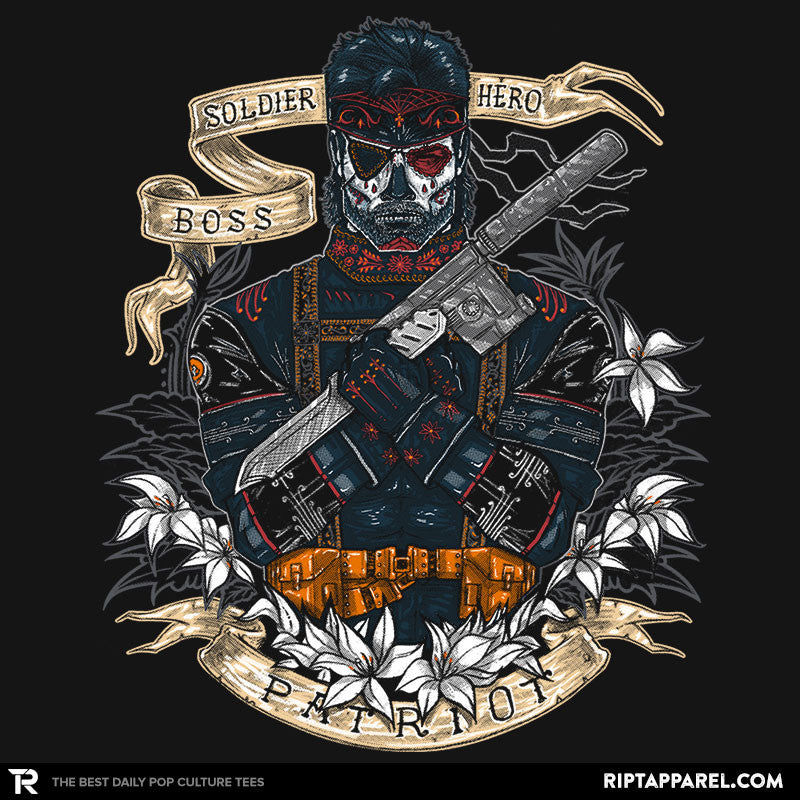 Day of the Dead Patriot - RIPT Apparel