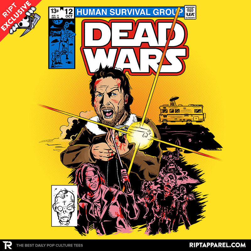 Dead Wars - Collection Image - RIPT Apparel