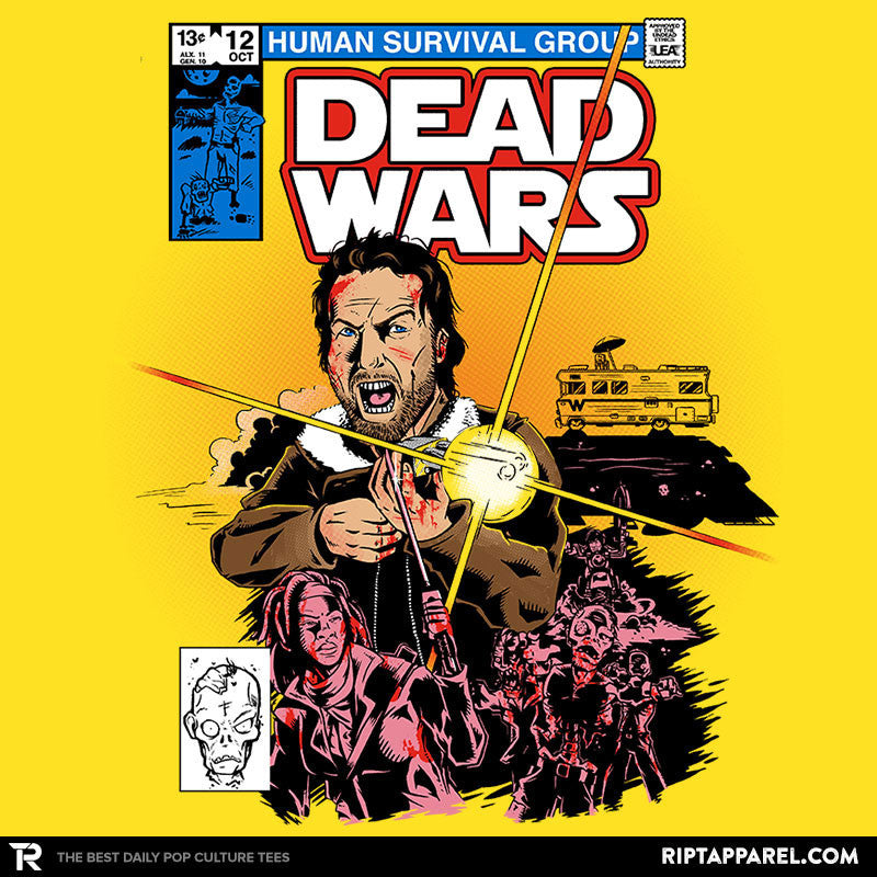 Dead Wars Exclusive - Collection Image - RIPT Apparel