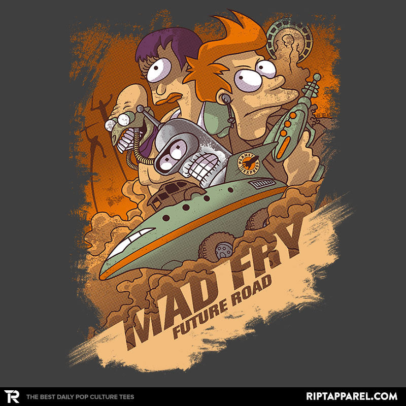 Mad Fry Exclusive - RIPT Apparel