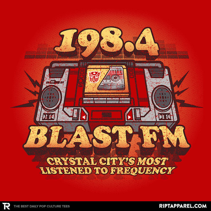 Blast FM Exclusive - RIPT Apparel