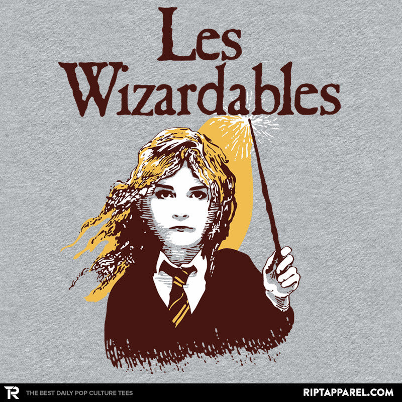 Les Wizardables Reprint - RIPT Apparel