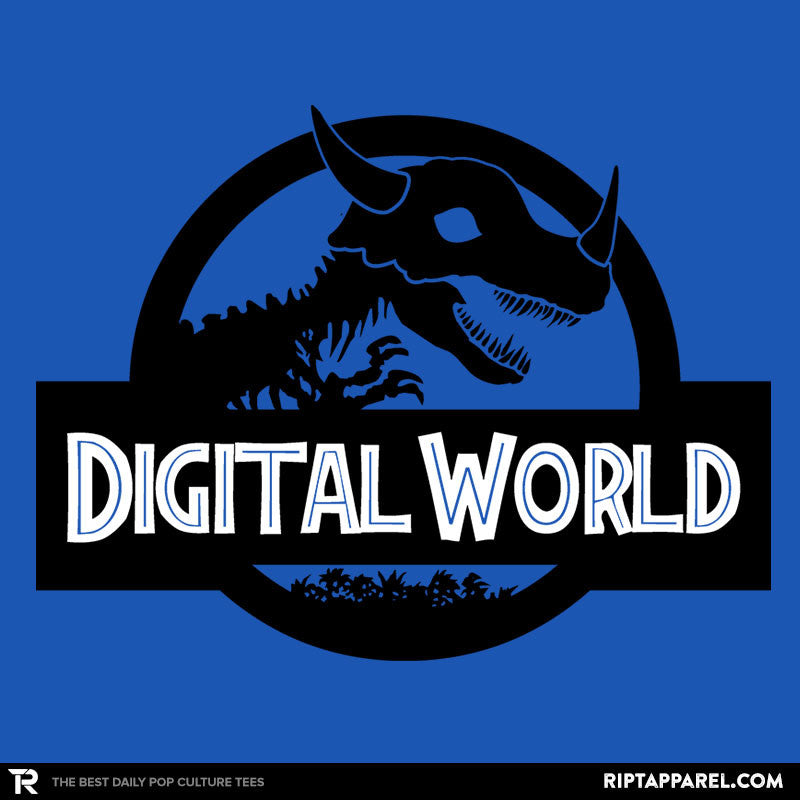 Digital World - RIPT Apparel