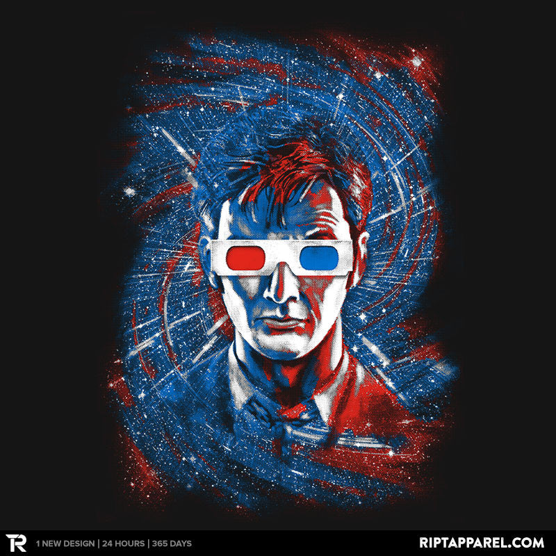 Doctor Ten 3D - RIPT Apparel