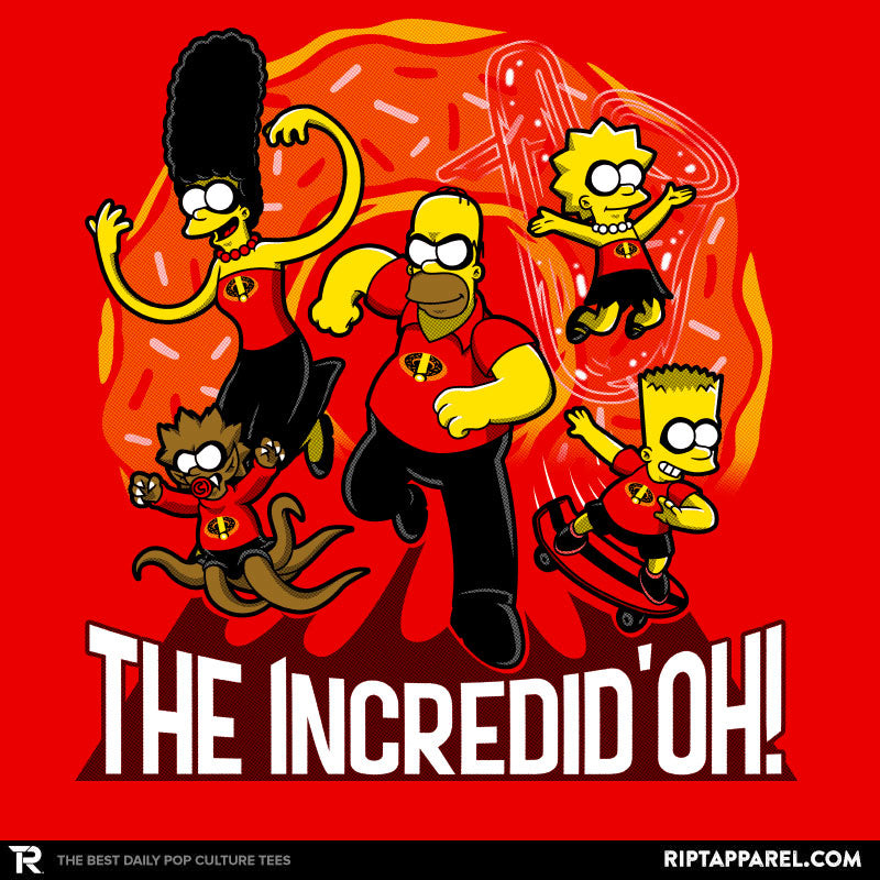 The Incredid'oh! - Collection Image - RIPT Apparel