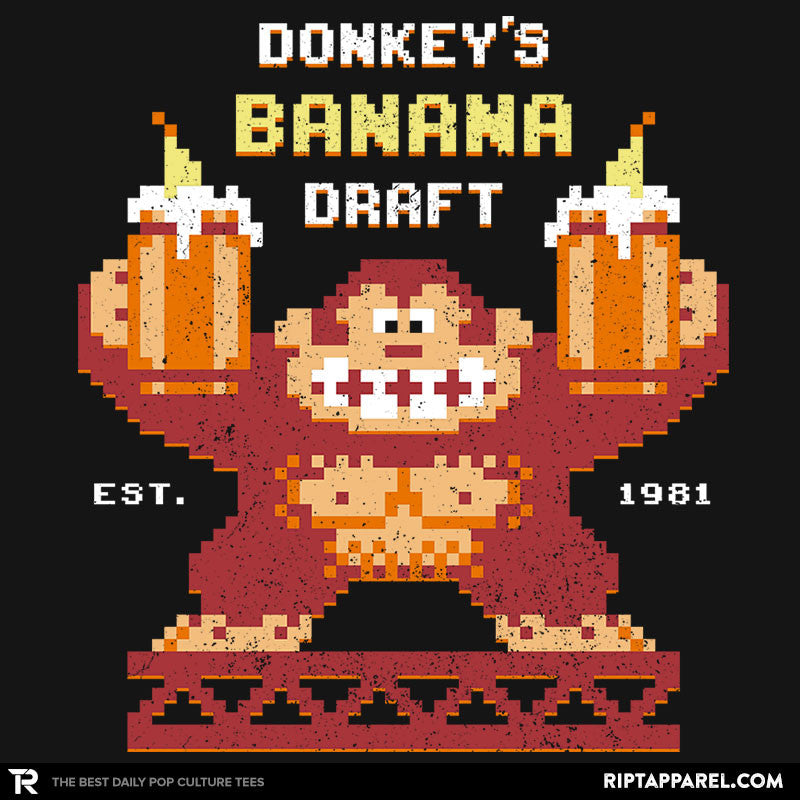 Donkey's Banana Draft - Collection Image - RIPT Apparel