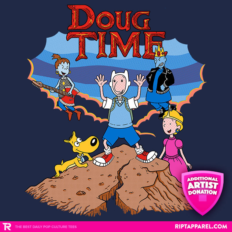 Doug Time - RIPT Apparel