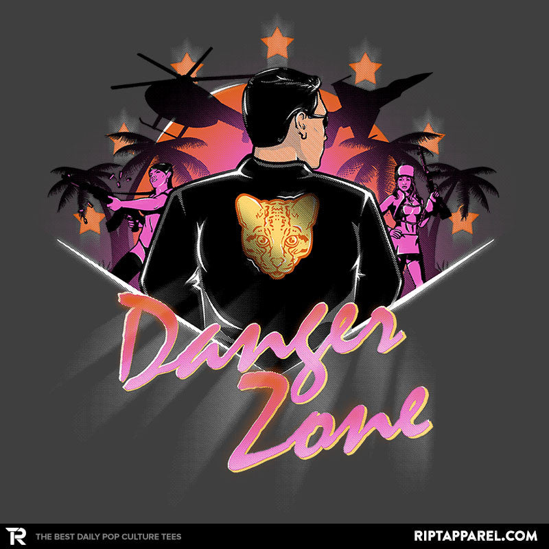 Drive to the Danger Zone - Collection Image - RIPT Apparel