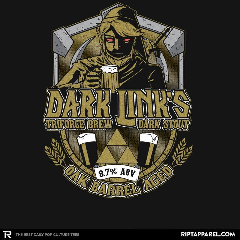 Dark Triforce Brew Exclusive - RIPT Apparel