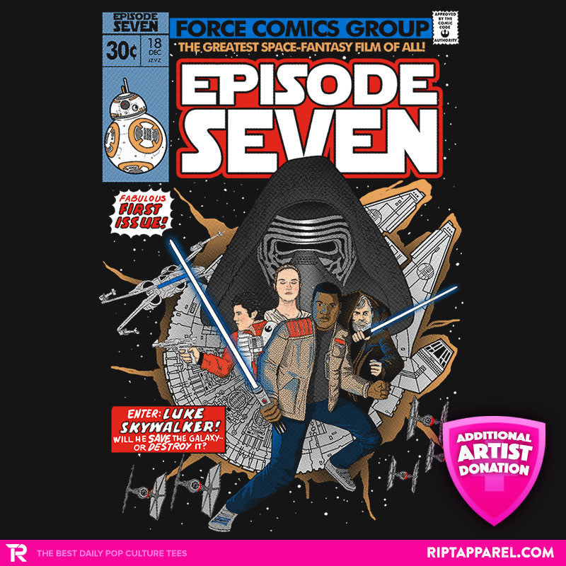 Episode Seven - Collection Image - RIPT Apparel
