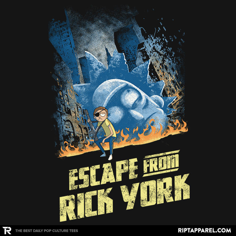 Escape from Rick York - Collection Image - RIPT Apparel
