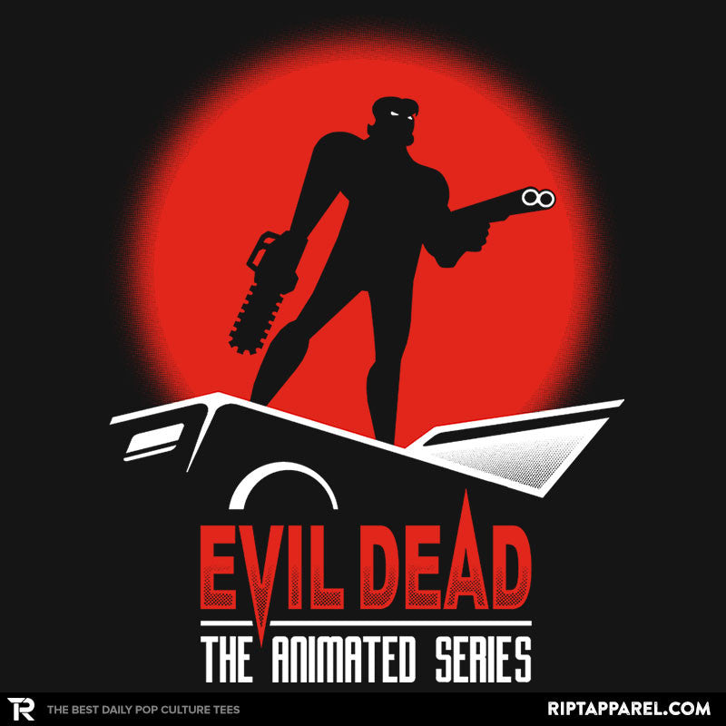 Evil Dead: The Animated Series - Collection Image - RIPT Apparel