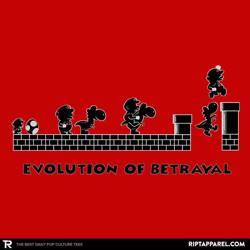 Evolution of Betrayal - RIPT Apparel