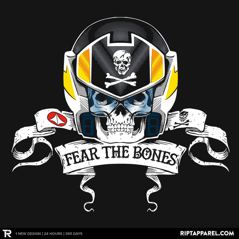 Fear the bones - RIPT Apparel