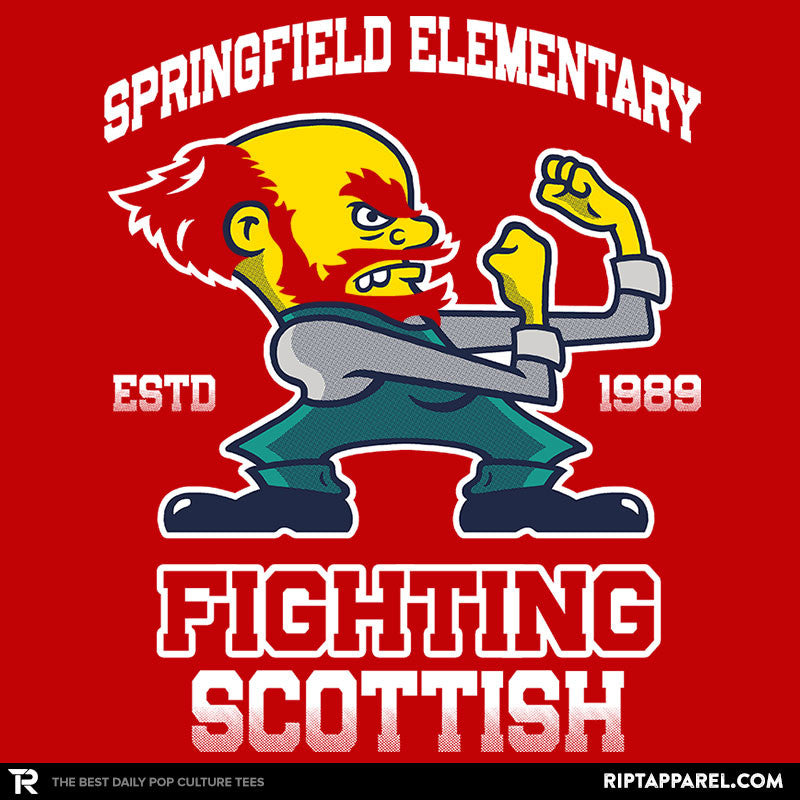 Fighting Scottish - RIPT Apparel