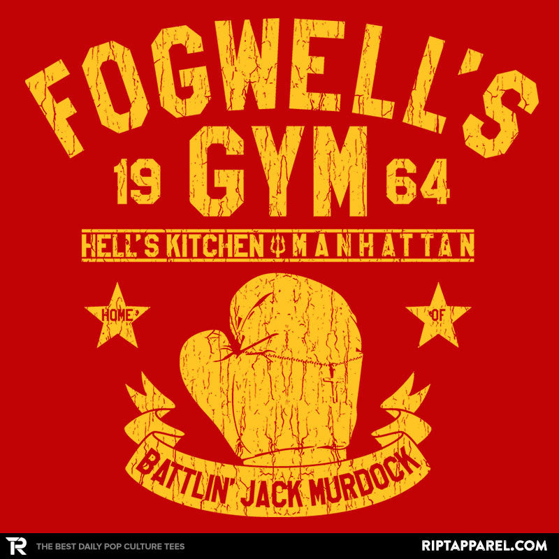 Fogwell's Gym - RIPT Apparel