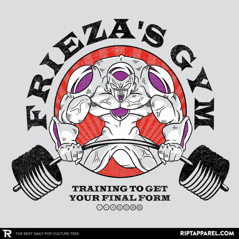 Frieza's Gym - RIPT Apparel