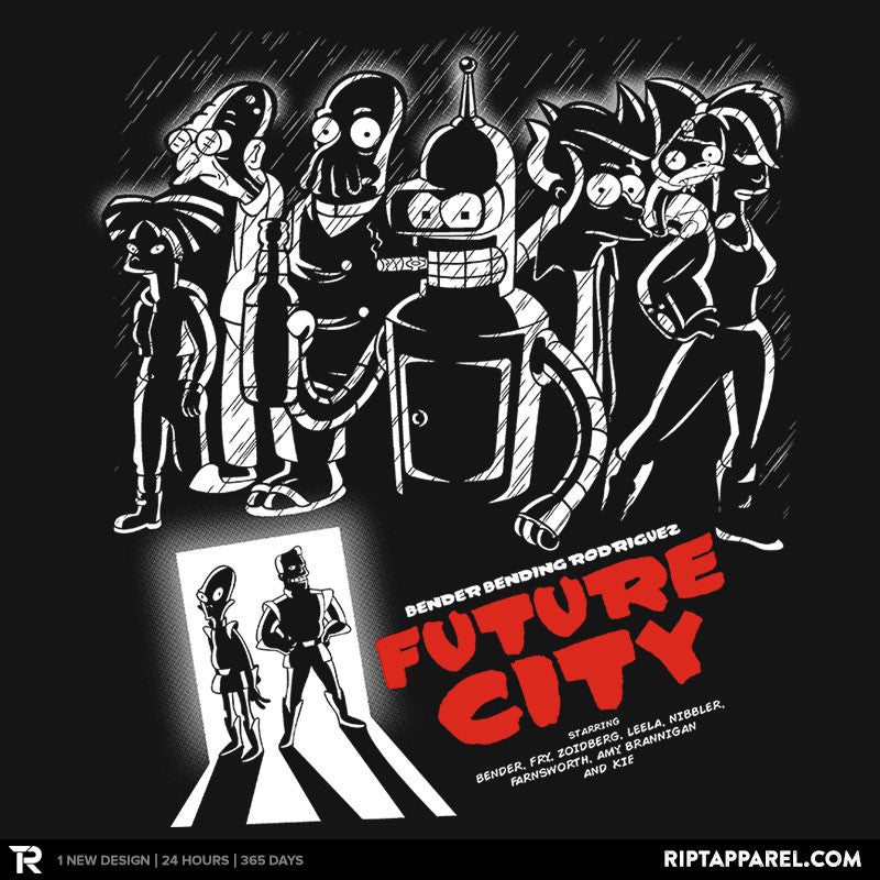 Future City - RIPT Apparel