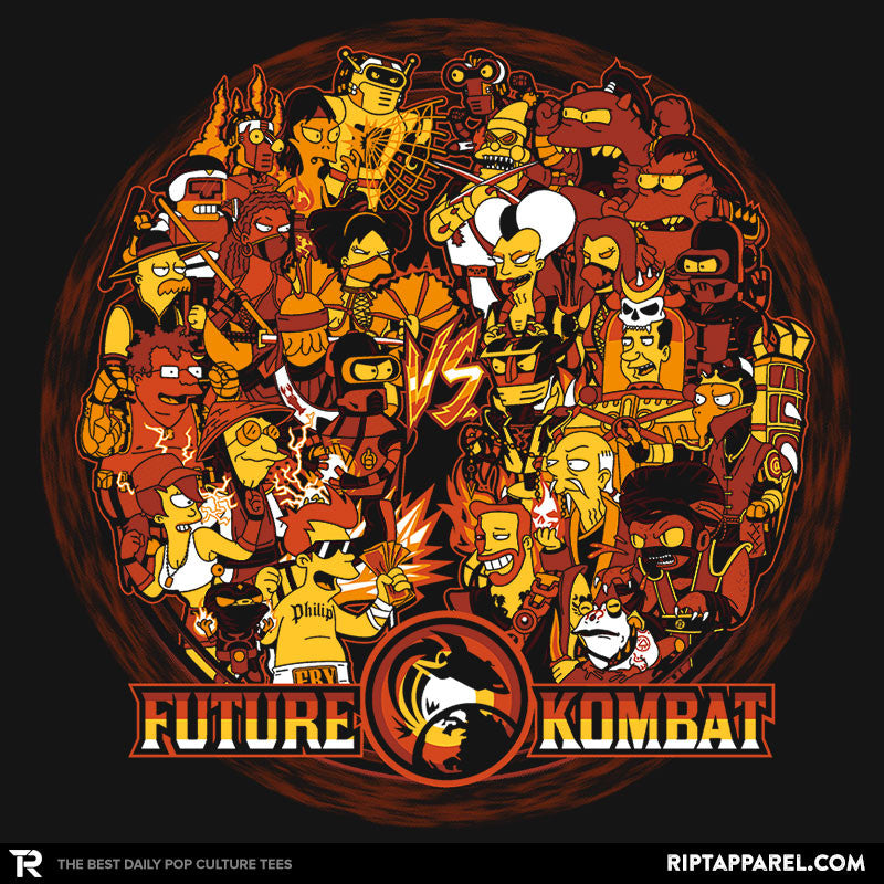 Future Kombat - Collection Image - RIPT Apparel