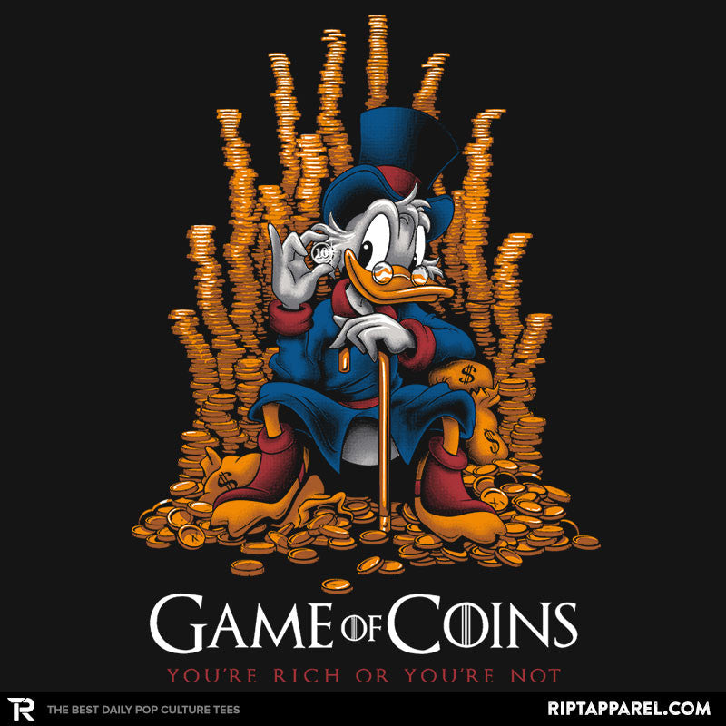 Game of Coins - Collection Image - RIPT Apparel