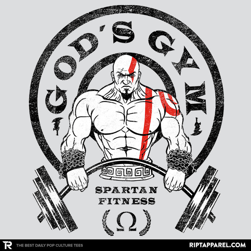 God's Gym - RIPT Apparel