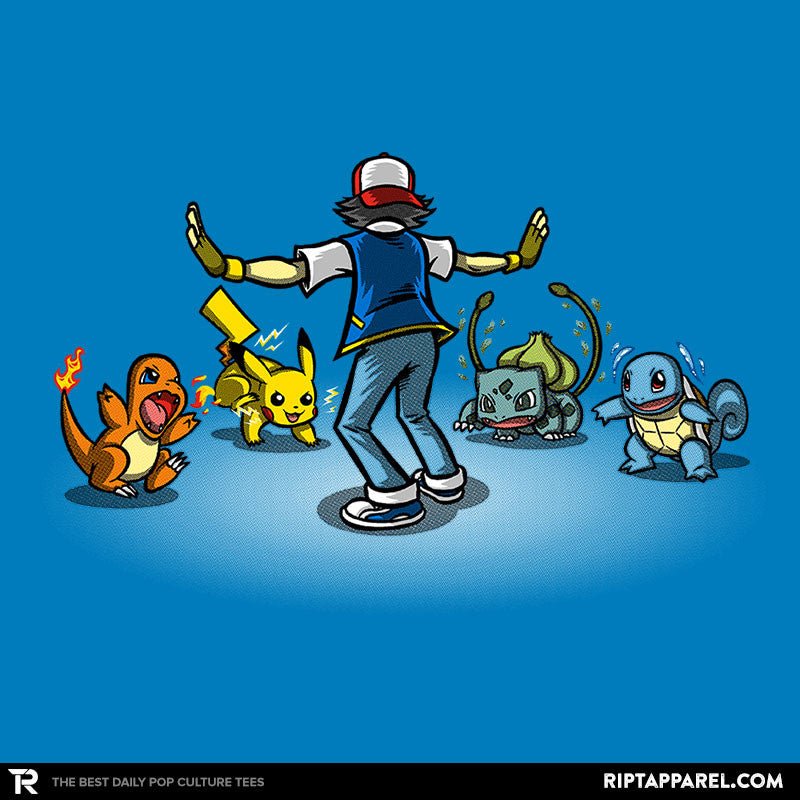 Gotta Train Em All! - RIPT Apparel