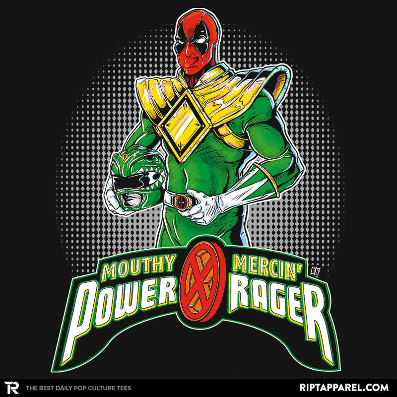 Green Power Rager - Collection Image - RIPT Apparel