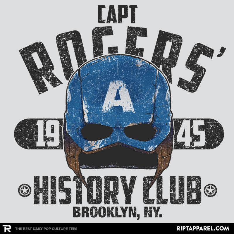 History Club Exclusive - Collection Image - RIPT Apparel