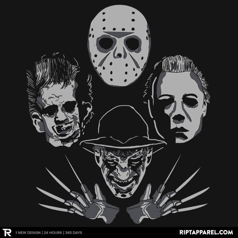 Horror Rhapsody - RIPT Apparel