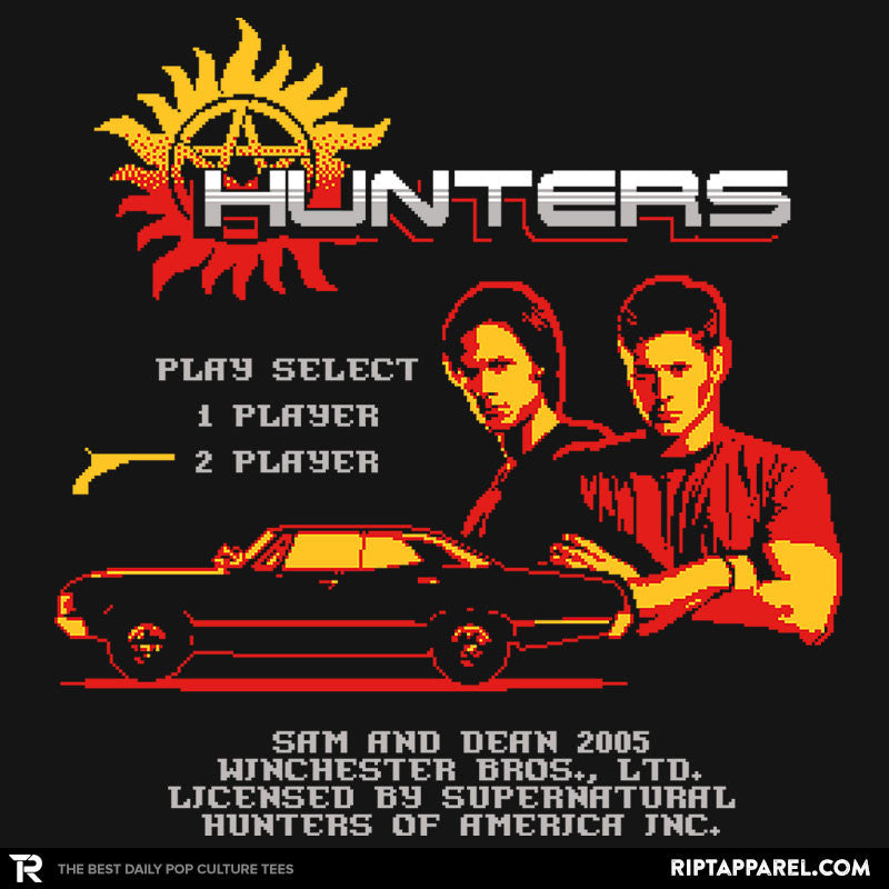 Hunters the Video Game - Collection Image - RIPT Apparel