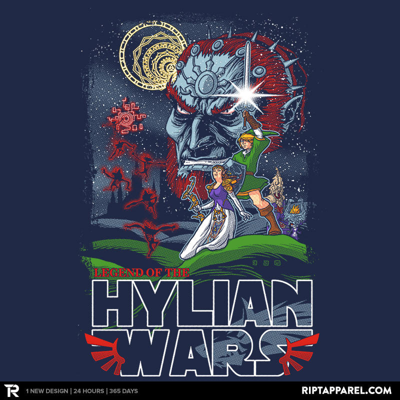 Hylian Wars - RIPT Apparel