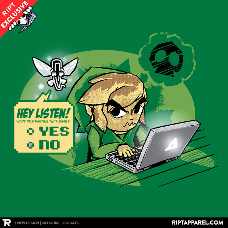 Hyrule Helper - RIPT Apparel