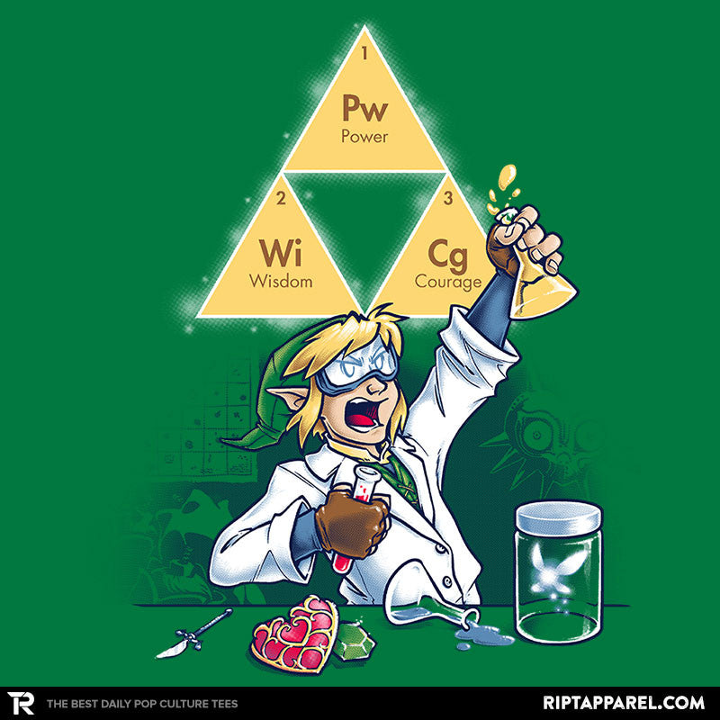 Hyrulean Science! - Collection Image - RIPT Apparel