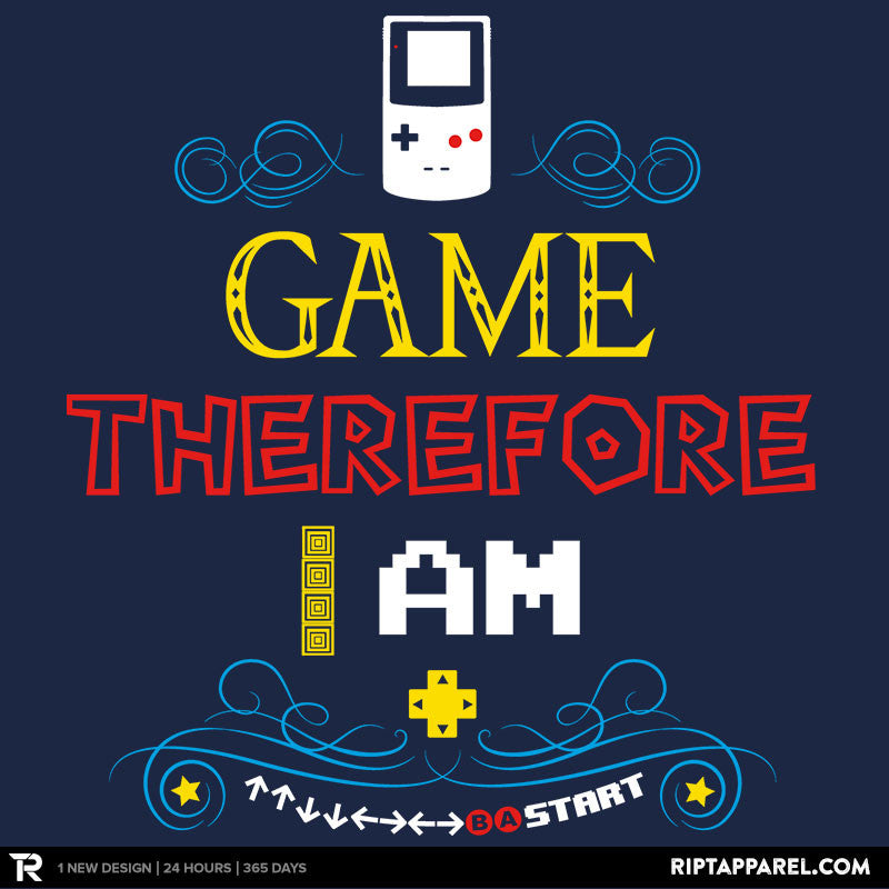 I Game - RIPT Apparel