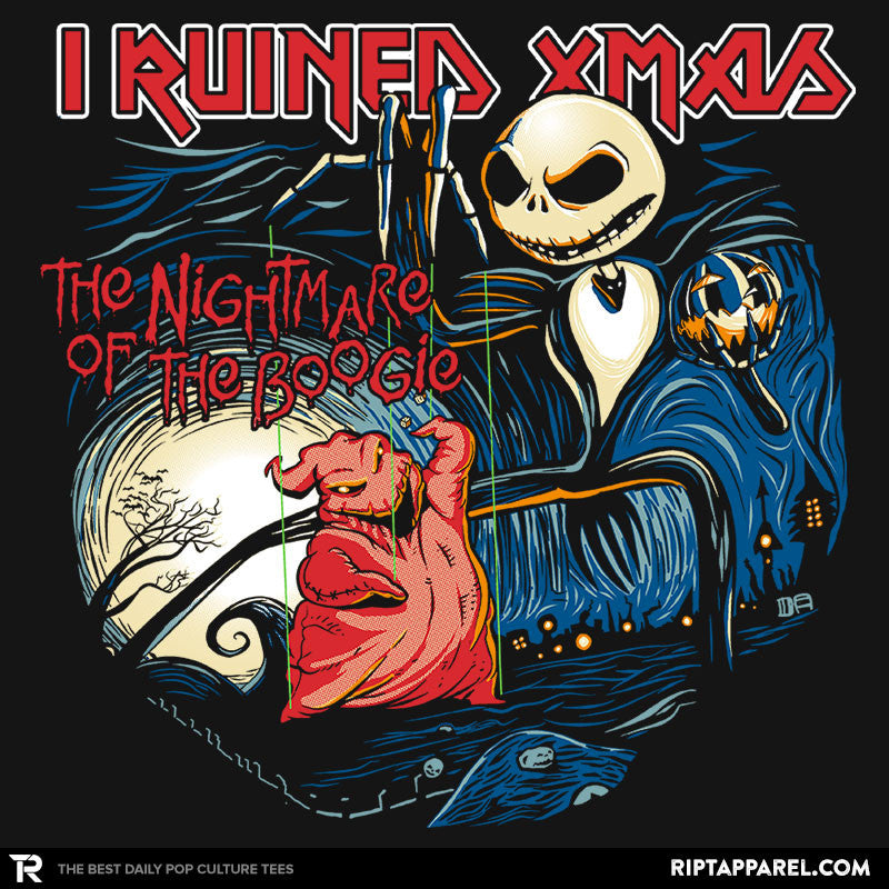 I Ruined Xmas - Collection Image - RIPT Apparel