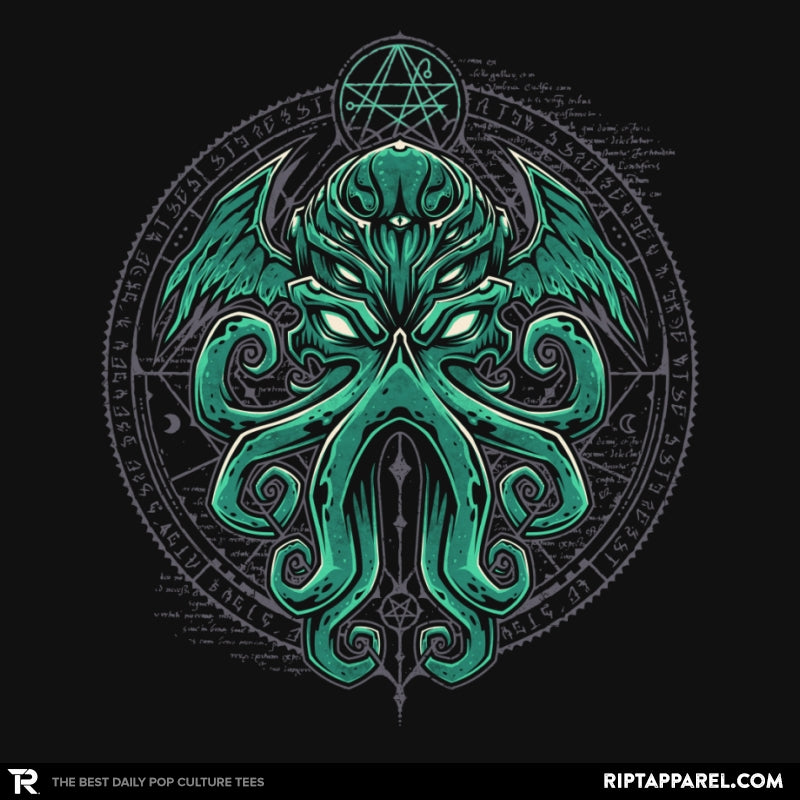 Great Cthulhu - Collection Image - RIPT Apparel